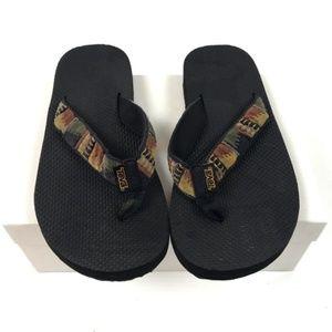 NWOT TEVA Flip Flops